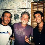 Chuck Leavell e Max De Riu (Rock FM)