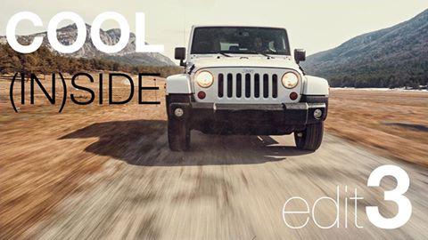 Nuova collaborazione con Zone Creative per Jeep Wrangler