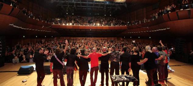 Il 29 novembre si è chiuso con un tutto esaurito all'Auditorium di Milano il tour teatrale per i 40 anni della Treves Blues Band (guarda il video di RAI 5 e leggi le recensioni delle date passate del tour)