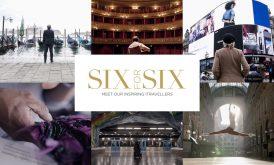Musica e stile con il Lanificio F.lli Cerruti 1881 – Alex testimonial per il progetto SixForSix